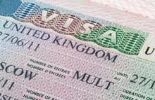Британская виза visasUK.ru