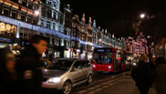 Xmas lights in Londo, english visa, visasUK.ru
